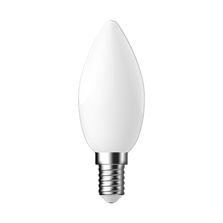 Tungsram LED Gyertya opál 4,5W E14 (~40W) 470lm 2700K