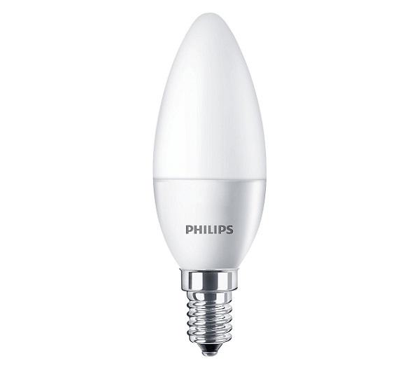 Philips LED CorePro Gyertya 5,5W E14 (~40W) 470lm 2700K