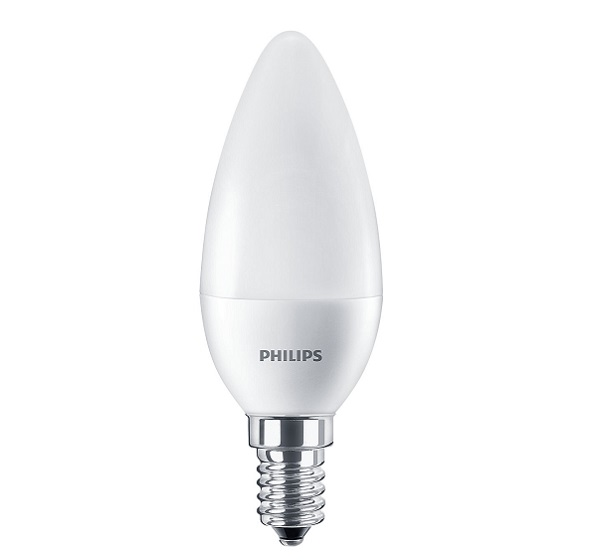Philips LED CorePro Gyertya 7W E14 (~60W) 806lm 2700K