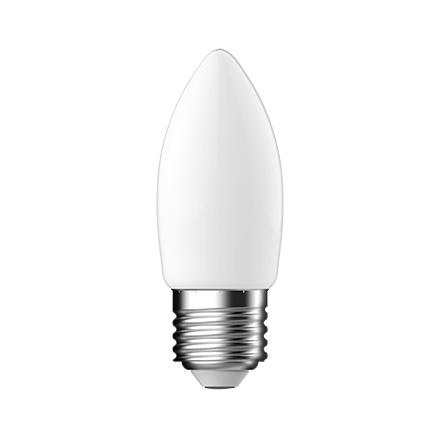 Tungsram LED Gyertya opál 7W E27 (~60W) 806lm 2700K